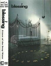 THE BLESSING PRINCE OF DEEP WATER CASSETTE ALBUM 1991MCA ROCK POP BLUES ROCK