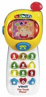 Vtech TINY TOUCH MUSICAL PHONE Baby/Toddler Mobile/Cell Interactive Learning BN