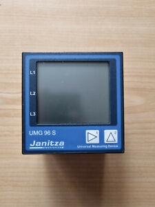Janitza UMG 96 S Universal Messgerät