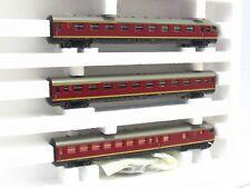 """Arnold N 2952 3teiliger Dieseltriebzug VT 613 """"Eierkopf"""" DB OVP (V9551)"""