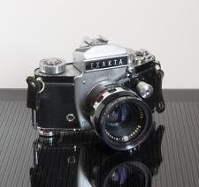 Vintage Ihagee: Exakta VX IIb W/ SchneiderKreuznach Xenon 1:1,9/50mm lens