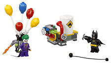 The LEGO Batman Movie 70900 The Joker Balloon Escape - Complete Pre-Owned