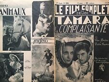 "LE FILM COMPLET 1938 N 2103 ""TAMARA LA COMPLAISANTE ""VICTOR FRANCEN- VERA KORENE"