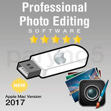 BEST 2018 Professional Photo Picture Image Editing Software Shop Apple USB Flash