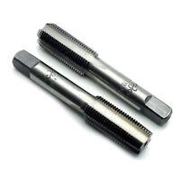 2* HSS 14mm X 1.25 Metric Taper & Plug Tap Right Hand Thread M14 X 1.25mm Parts