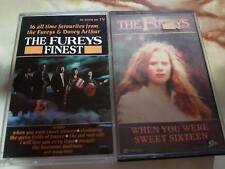 The Fureys cassette tape lot x 2 when you were sweet sixteen & The fureys finest
