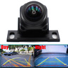 170 Degree Fisheye Lens Car Reverse Backup Dynamic Trajectory Rear View Camera
