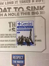 Gemini Rig System - Genie Super Strength Link Clips - 15's