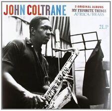 John Coltrane My Favorite Things Africa Brass Two Full Lengths 180gm Vinyl 2 LP