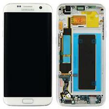 Samsung  GH97 – 18533d  LCD Schermo per Samsung Galaxy  S7 Edge - Bianco