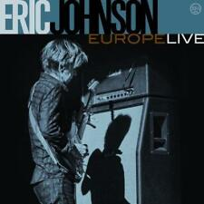 Eric Johnson - Europe Live (NEW CD)