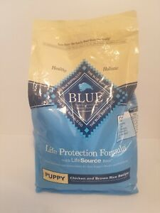 Blue Buffalo puppyLife Protection Dry Dog Food 6 lbs