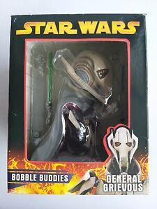 Star Wars Bobble Buddies General Grievous BNIP Rare