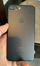 Apple iPhone 7 Plus - 128GB - Jet Black (ATT) A1784 (GSM)