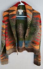 Ralph Lauren Denim Supply Southwestern Indian Navajo Aztec Knit Sweater Cardigan
