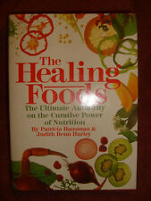The Healing Foods by Patricia Housman & Judith Hurley - 1989