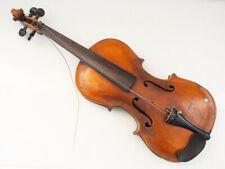 Schöne Geige, innen Zettel Jacobus Stainer; für Restaurator
