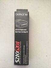 Okidata Toner Cartridge 52106201 Black-Okipage 4w, Okifax 4100, Okioffice 44