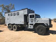 1992 M934A2 MILITARY 5 TON 6X6 Expandable Box Truck