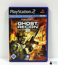 PlayStation ps2 juego-Tom Clancy's: Ghost Recon 2-completamente en funda OVP