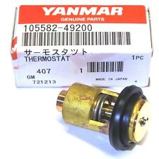 Genuine YANMAR - 1-3GM / 3QM30 / YSE / 1GM / 1GM10 - Thermostat 105582-49200
