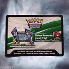 10 x codes - Pokemon TCG Online - Pick from list!