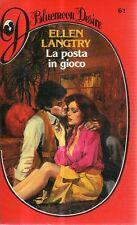 O15 La posta in gioco Ellen Langtry Bluemoon 61 desire 1983