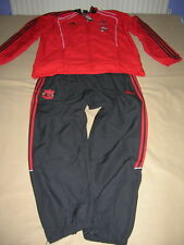 Liverpool Soccer Tracksuit England Adidas Football Presentation Suit NEW