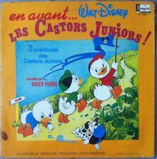 33T LD LES CASTORS JUNIORS - Roger Pierre - WALT DISNEY