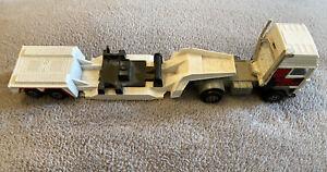 Camion VOLVO Globetrotter TURBO-COPTER Globe Trotter MAJORETTE 1:60