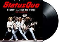STATUS QUO ‎– ROCKIN' ALL OVER THE WORLD THE COLLECTION VINYL LP (NEW/SEALED)