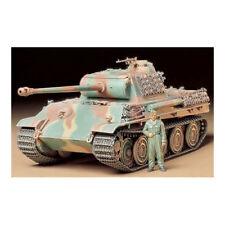 TAMIYA 35174 PANTHER G TANK w / steel wheels 1,35 kit de modèle militaire