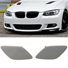 Right Left Side Headlight Washer Cover Cap For BMW E92 E93 3Series Coupe M Sport