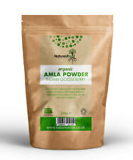 Organic Amla Powder - Indian Gooseberry | Hairloss | Hair Growth | Anti Dandruff