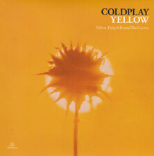 """COLDPLAY - Yellow  7"""" 45"""