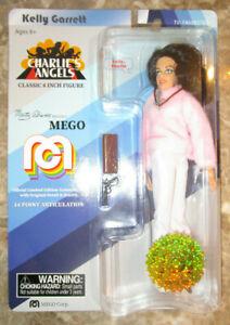 MEGO KELLY GARRETT FIGURE CHARLIE'S ANGELS LE MARTY ABRAMS #65/10000 LOW NUMBER!