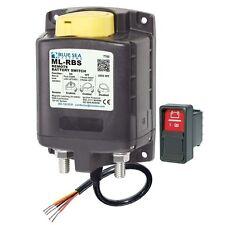 Blue Sea ML-RBS Remote Battery Switch 12V DC 500A 7700