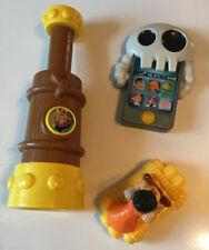 Mattel Jake Neverland Pirates Talking Sound Telescope Spyscope Cellphone + Lot