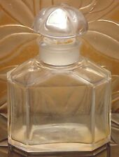 magnifique ancien rare flacon parfum cristal de BACCARAT très bon état n° 62