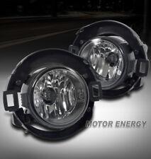 BUMPER DRIVING CHROME FOG LIGHT LAMP KIT FOR 10-17 FRONTIER/05 XTERRA LEFT+RIGHT