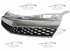 FRONT CHROME GRILL FOR VAUXHALL ASTRA H 05-09 GTC SPORT NO EMBLEM BODY KIT NEW
