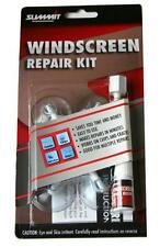 Car DIY Windscreen Repair Kit Glue Resin Cracks Stonechip Windscreen Summit WRK1