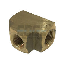 BRASS TEE Fitting EQUAL T  1/8