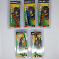 Tasmanian Devil 13.5g Fishing Lures Game Course Wigston Lures