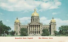 LAM(A) Des Moines, IA - State Capitol Building - Exterior and Grounds