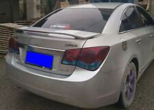 Wing Spoiler For 2009 2015 Chevrolet Cruze Chevy Sedan With Light Factory Style Fits Cruze