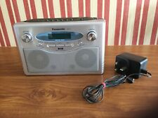 Panasonic RF-D1 DAB-FM Radio.