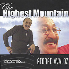 Highest Mountain - Avaloz, George  Audio CD Buy 3 Get 1 Free