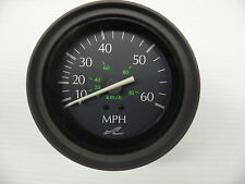NOS SEA RAY SPEED GAUGE  SEA RAY 0-60 MPH PITOT TUBE TYPE #497131