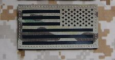 Infrared Multicam IR US Reverse Flag Patch US Army Special Forces Green Beret